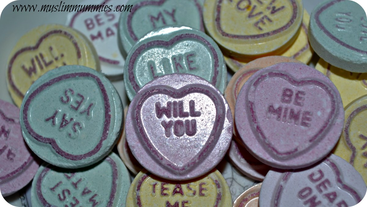 Swizzels Matlow Love Hearts