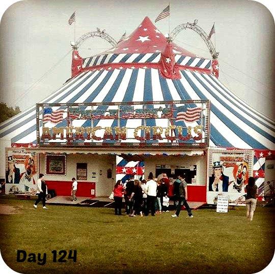 American Circus Tent