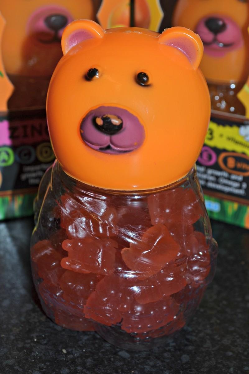 Jelly Bears Teddy Bear Pot