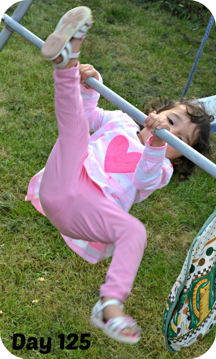 Little acrobat