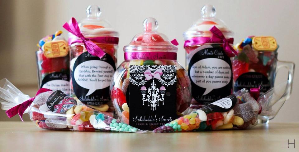 Salahuddin's Sweets