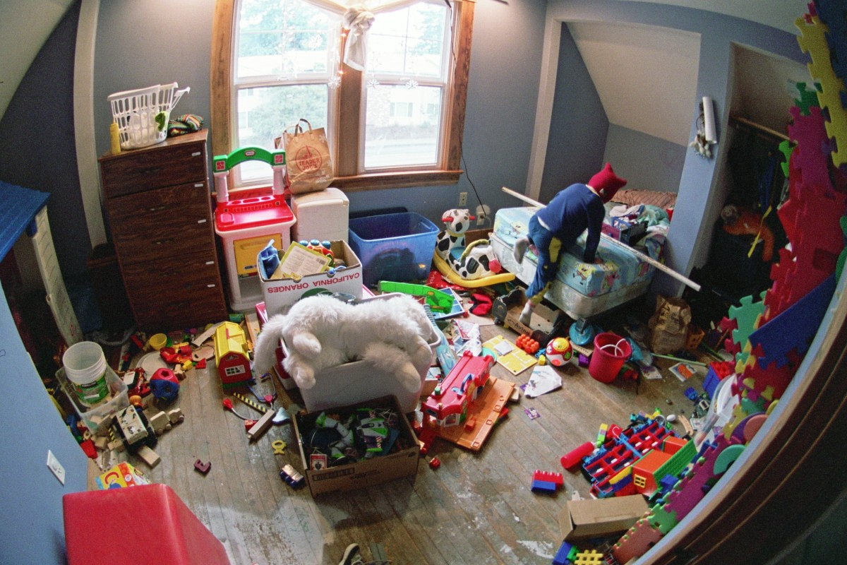 Less toys may save you from this!  photo credit: cafemama via photopin cc