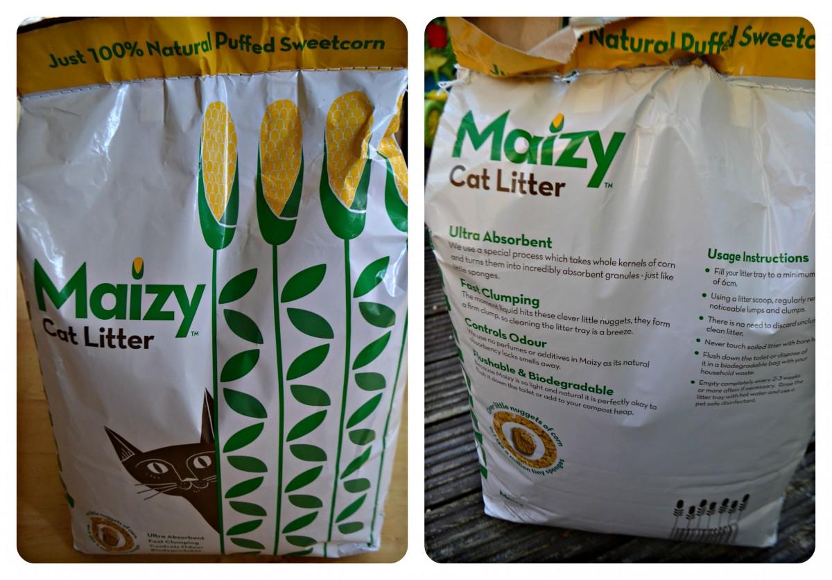 Maizy Cat Litter