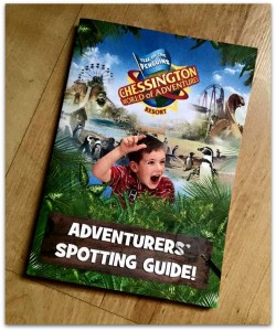 Adventure Spotting Guide Chessington
