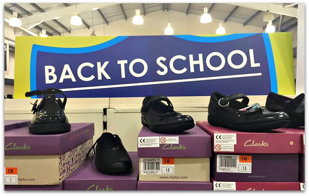Brantano School Shoes