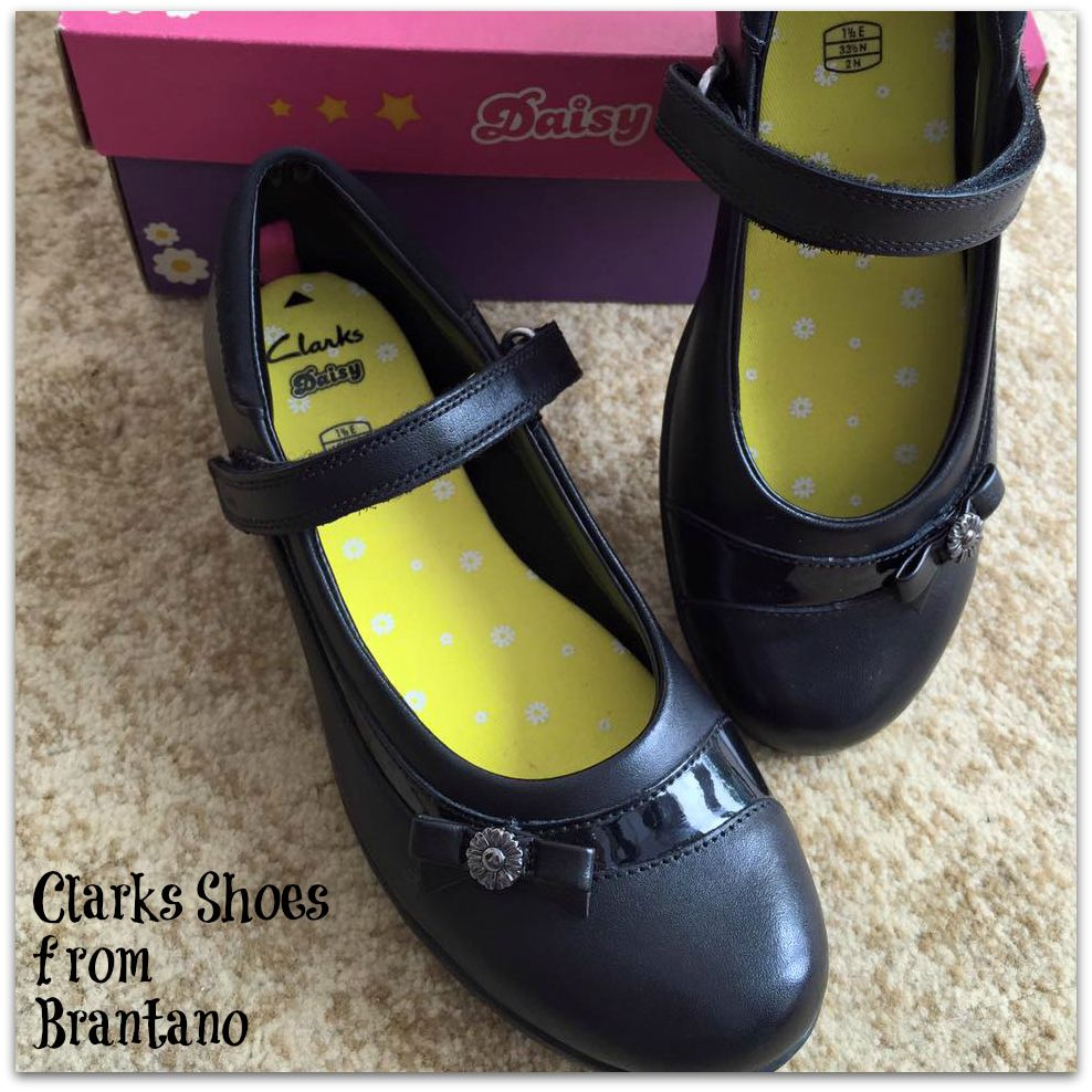 Clarks shoes from Brantano