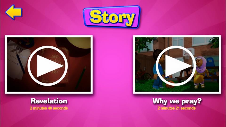 Ali and Sumaya App story