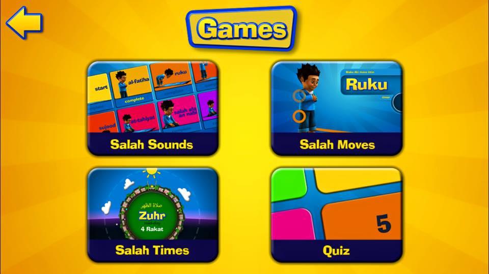 Ali and Sumaya app play