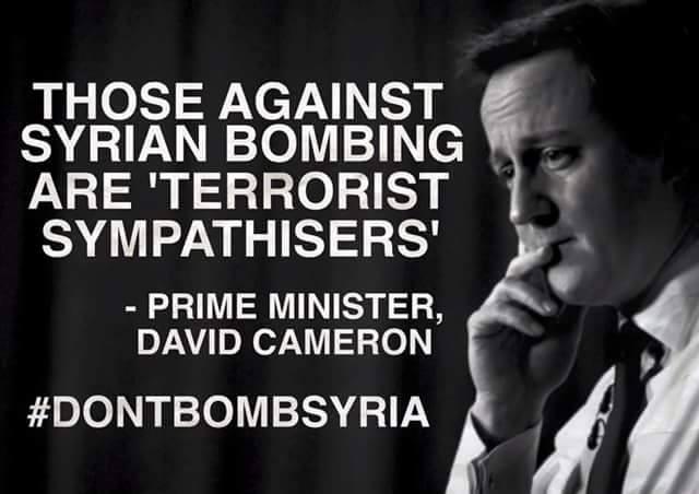terrorist sympathiser