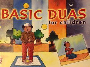 Basic Duas for children book