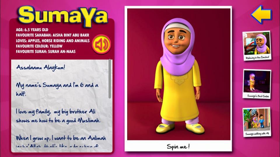 Ali and Sumaya app