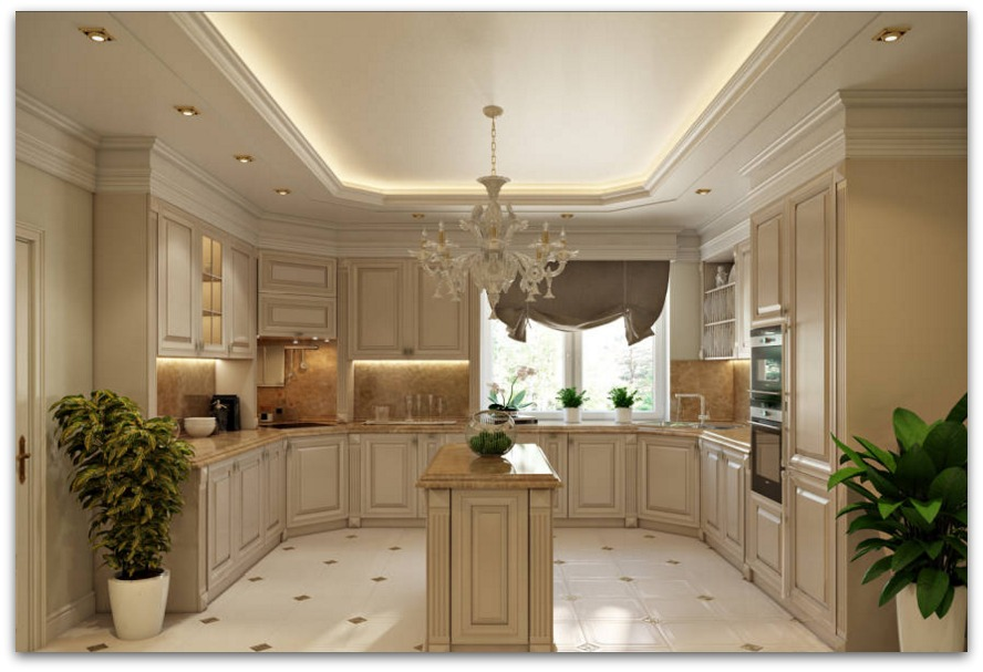 Is this your style of kitchen? Picture courtesy of Homify