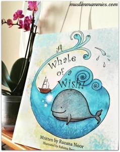 A Whale of A Wish - Muslim Mummy