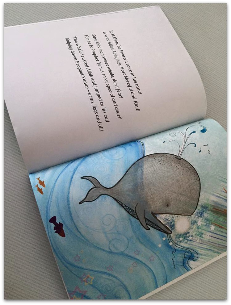 A whale of a wish book