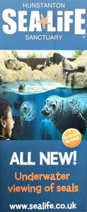 Hunstanton Sea Life