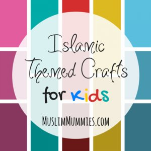 Islamic Themed Crafts for Kids - Muslim Mummy (1)