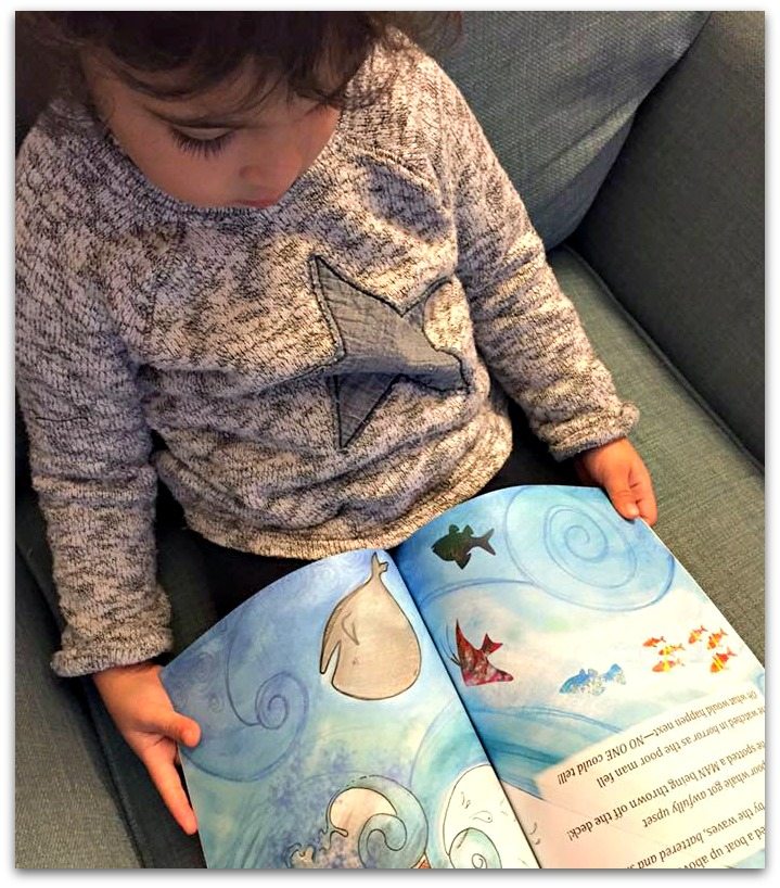 Reading A Whale of A Wish