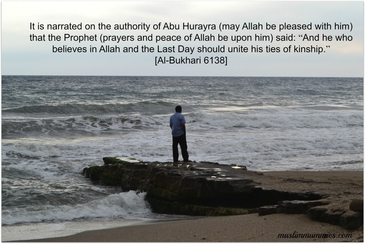 Reported by Al-Bukhari 61