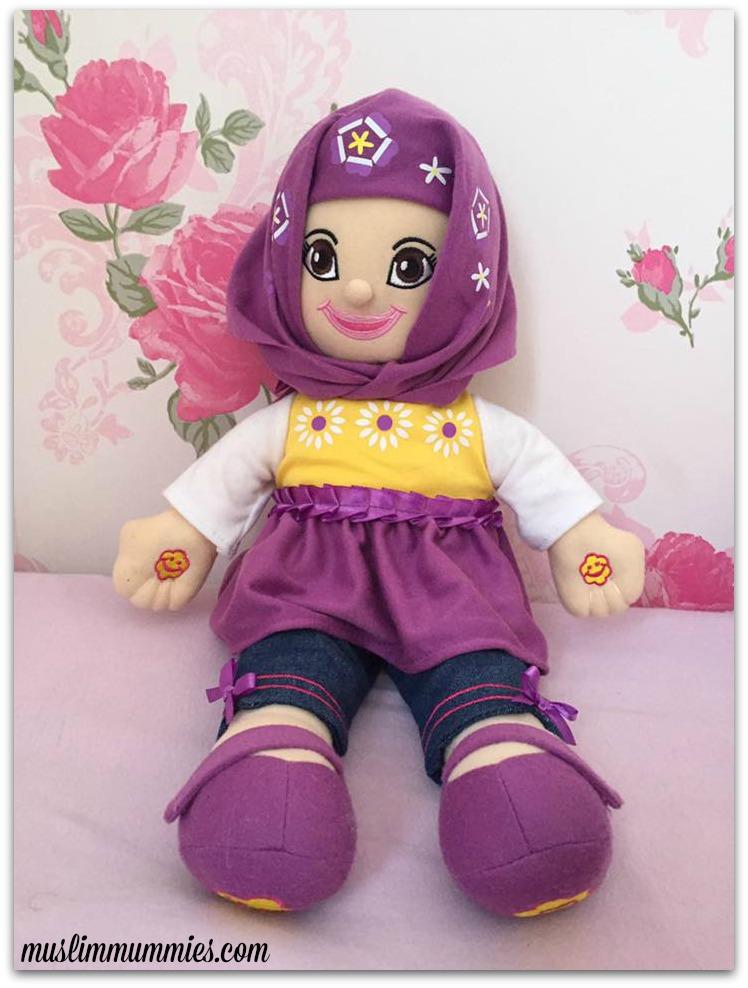 Aamina doll