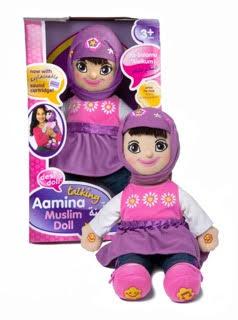 Amina doll