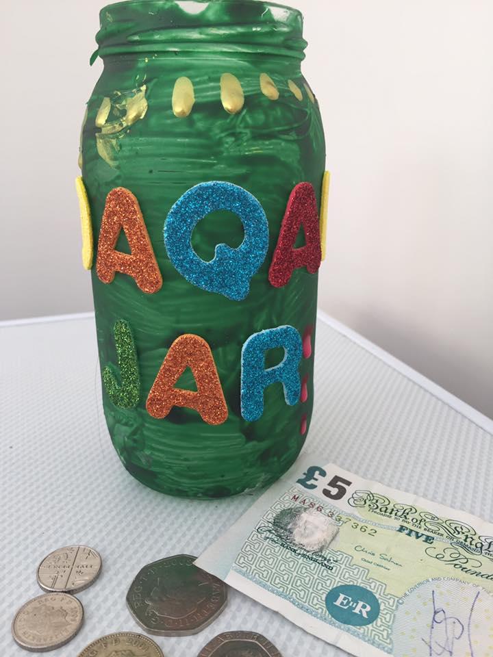 Sadaqah Jar