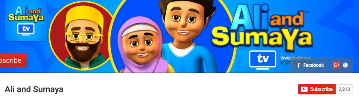 Ali and Sumaya: Let's Read - Apps on Google Play