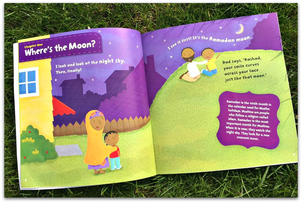 Rashad's Ramadan and Eid al Fitr book review