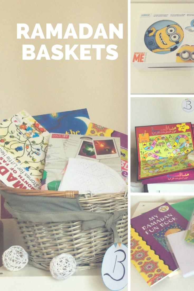 Ramadan Baskets