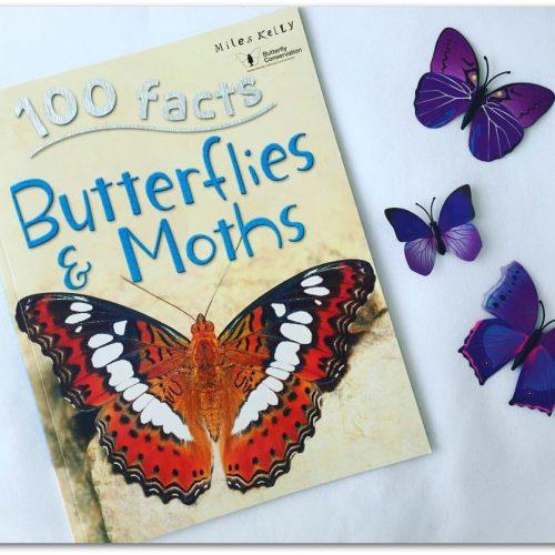 100 facts Butterflies and Moths