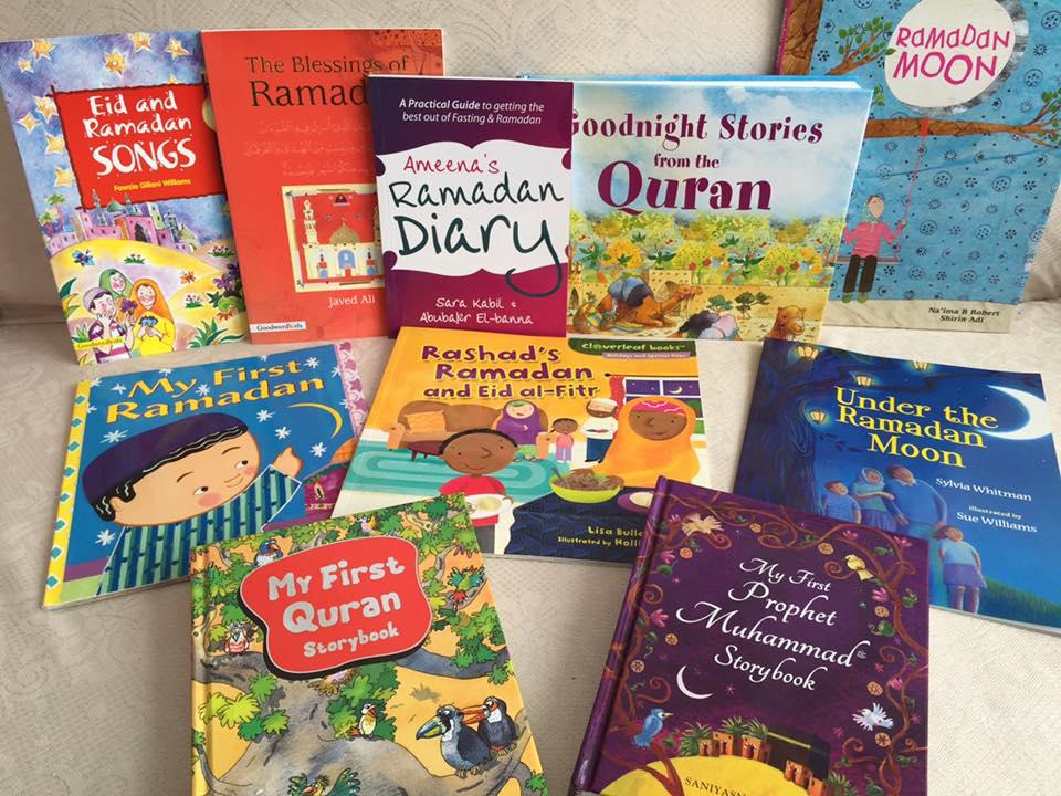 Ramadan Children Books