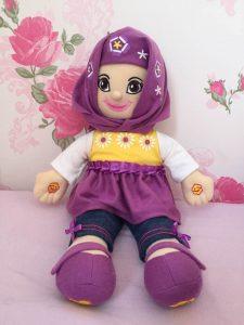 Aamina Desi Doll