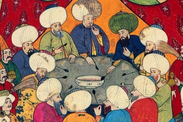 Ottoman iftar