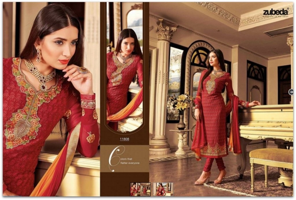 Zubeda Princess collection