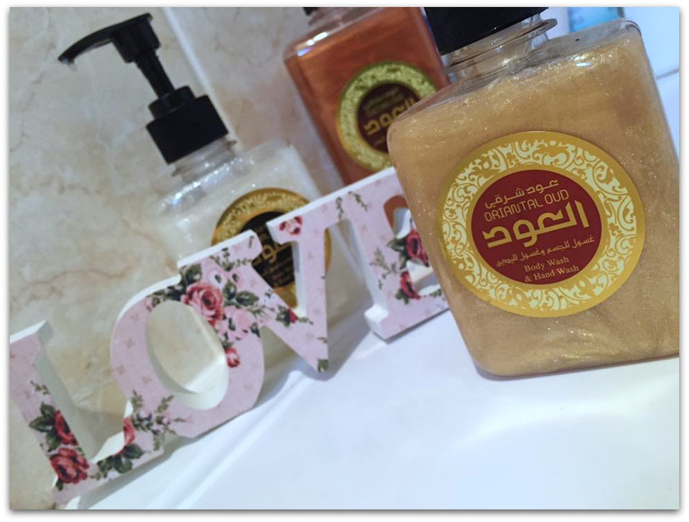 Oud Hand and Body wash