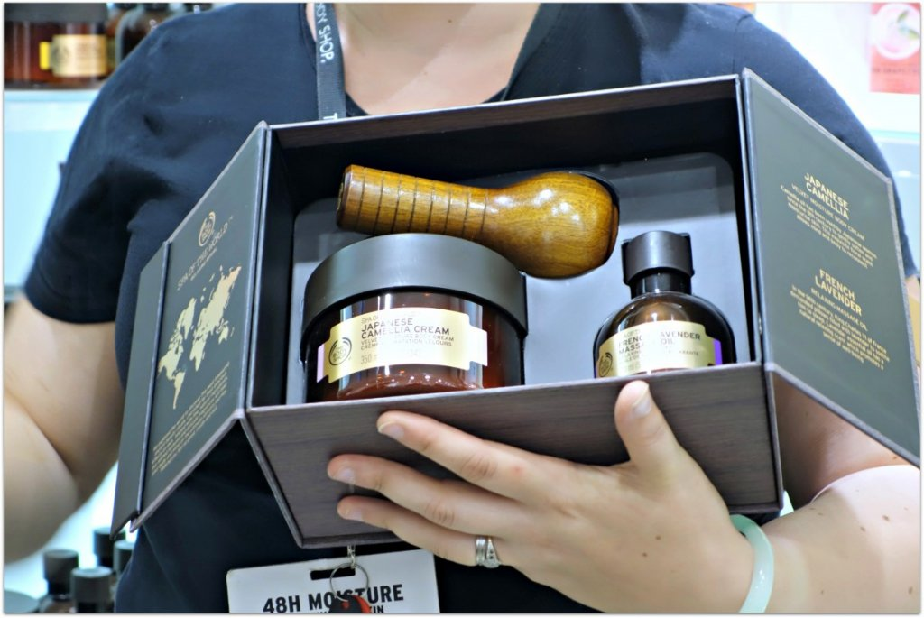 Spa of the World gift set