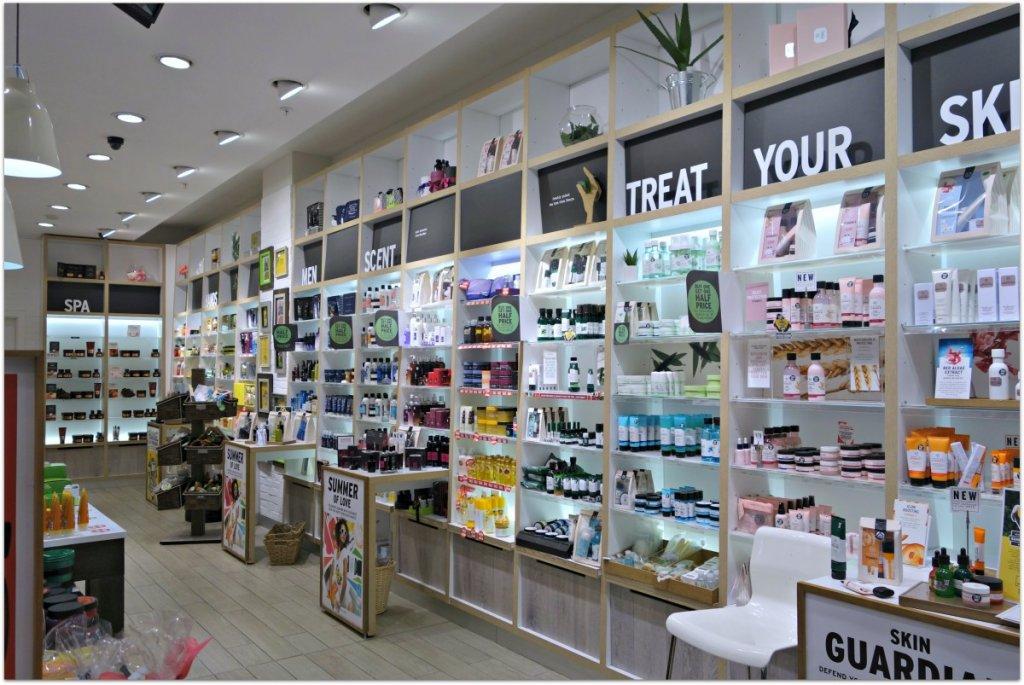The BodyShop Queensgate Store
