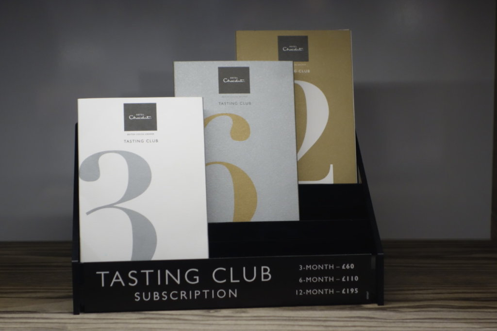 Hotel Chocolat Subscription