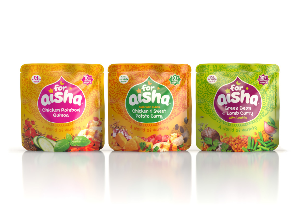 For Aisha Stage 3 products