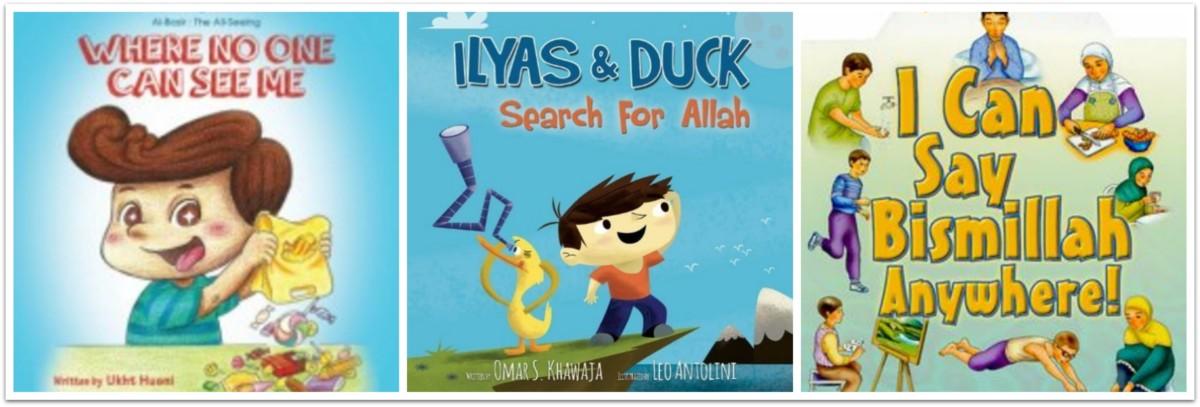 Allah books