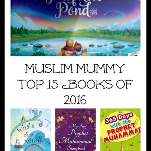 Muslim Mummy Top 15 Books of 2016