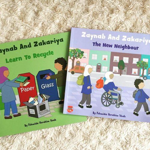 Zainab and Zakariya series from Smark Ark