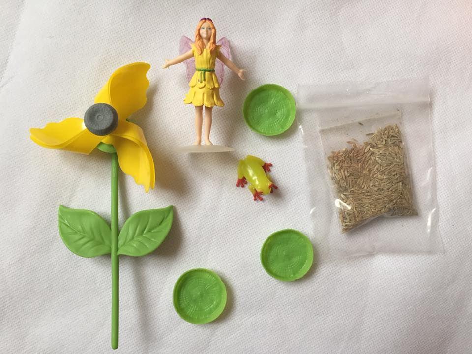 Lilypad Garden contents