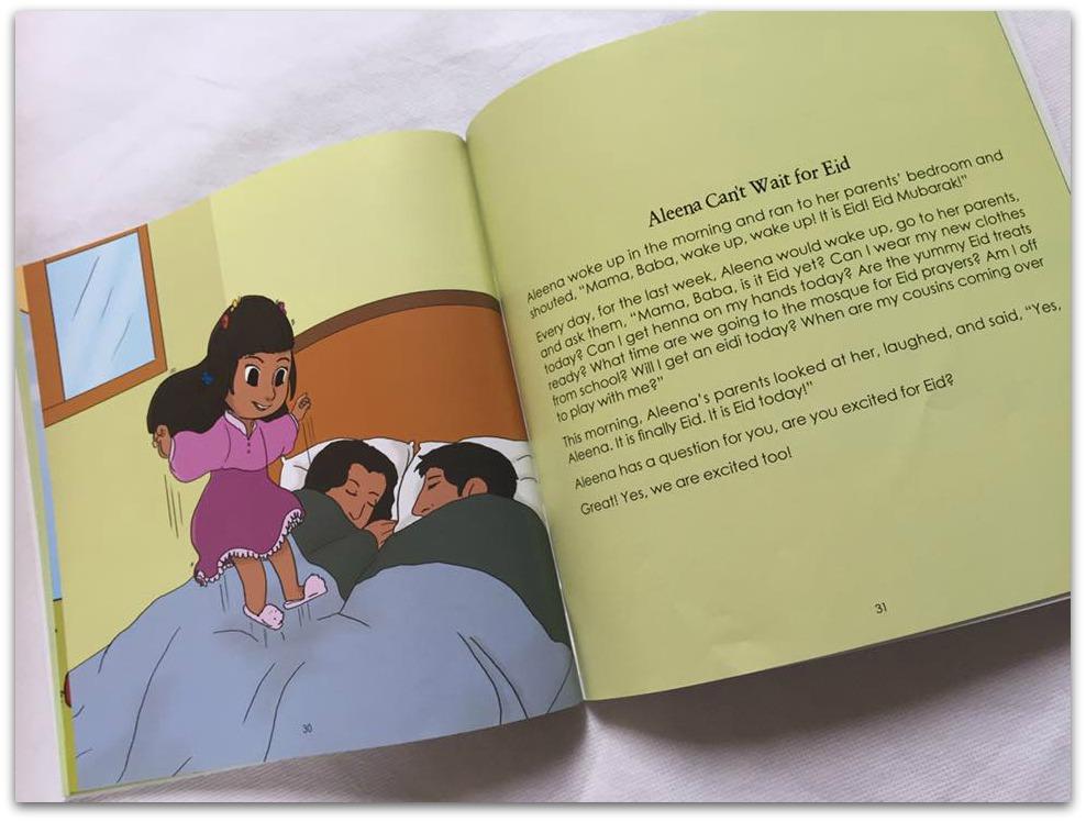Eid Mubarak Storybook Stories