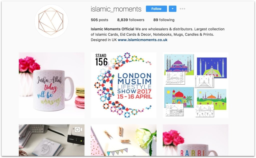 Islamic Moments