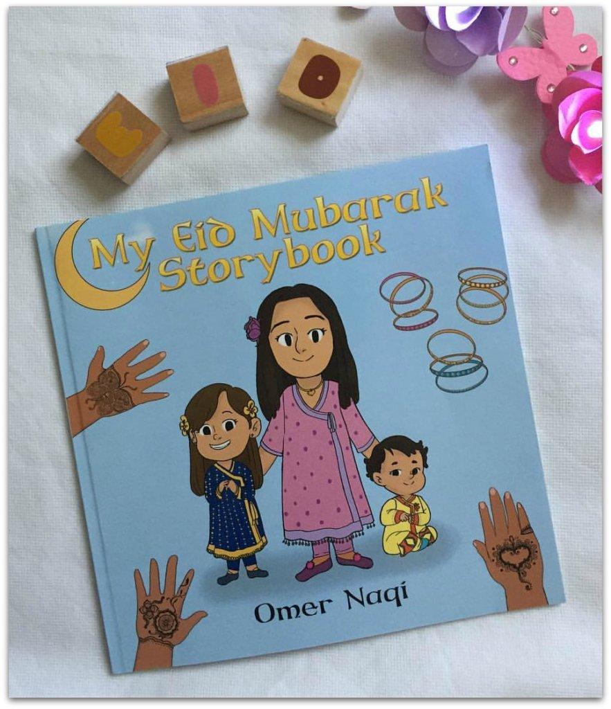My Eid Mubarak Storybook
