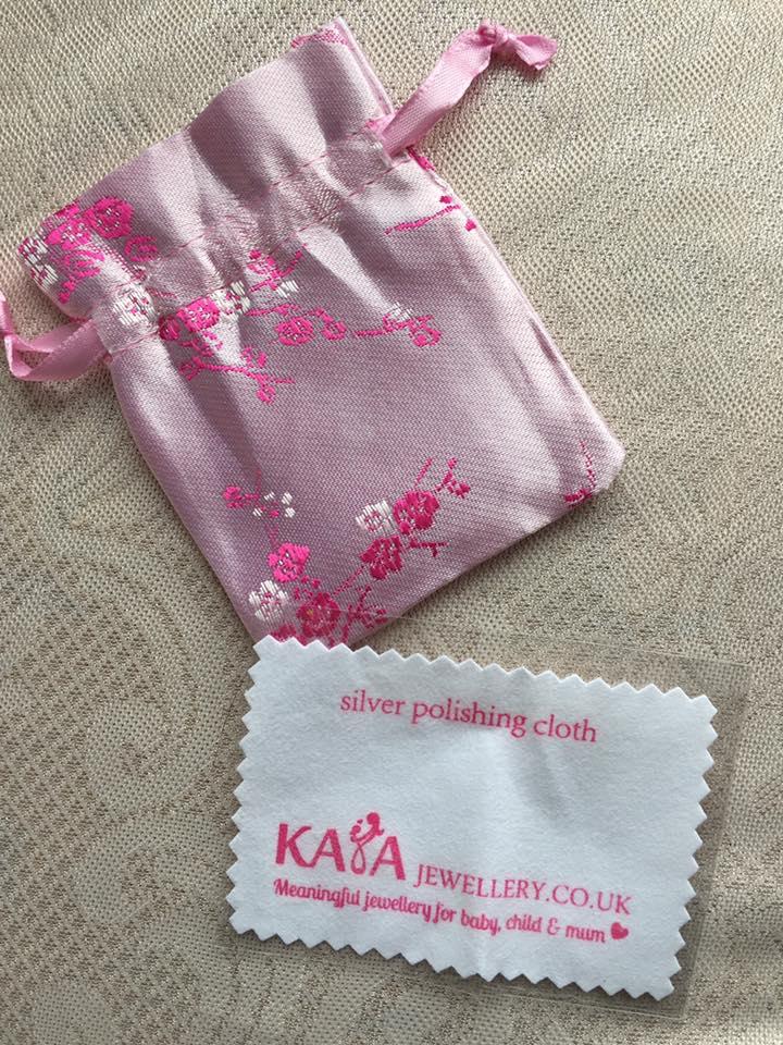Kaya Jewellery pouch