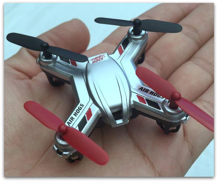review spinmaster air hogs hyper stunt drone. Black Bedroom Furniture Sets. Home Design Ideas