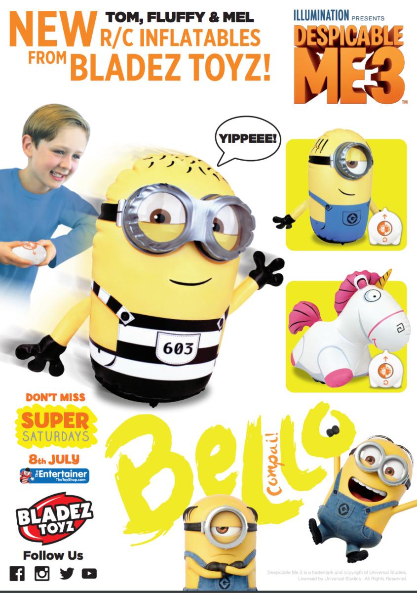 Bladez Toyz Minions Inflatables
