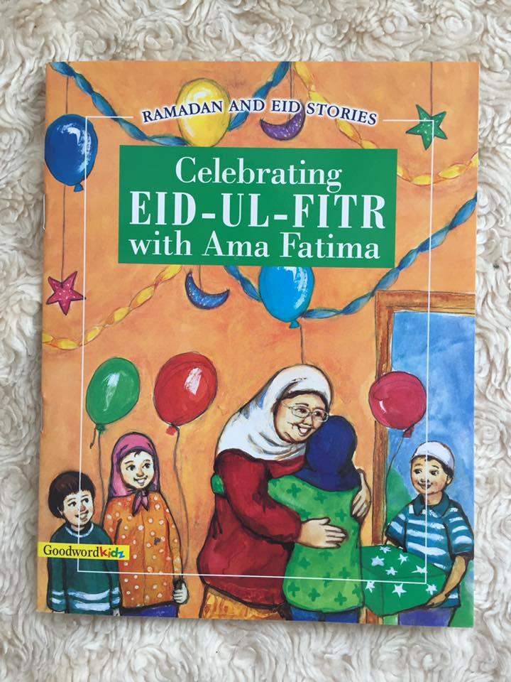 Celebrating with Ama Fatima