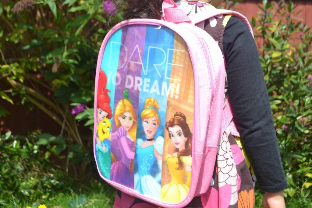 Disney Princess Sambro Backpack